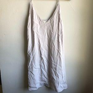 Wilfred Free Lavender Tank Top Dress